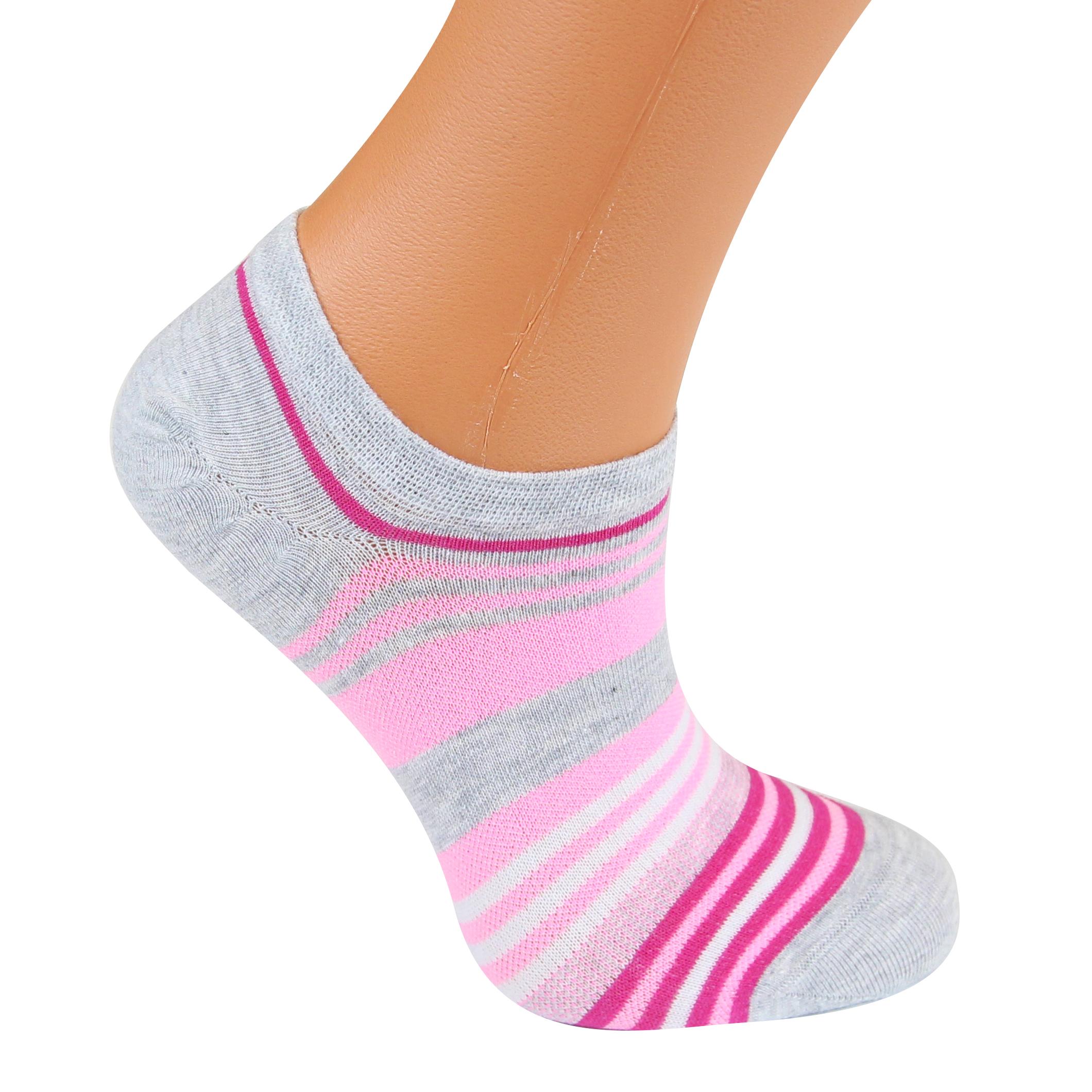 No Show Funny Socks