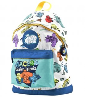 S 018 - 25 Backpacks<